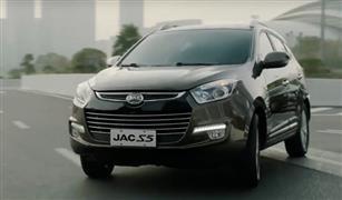 JAC الصينية تعود للأسواق بسيارة متطورة وأنيقة