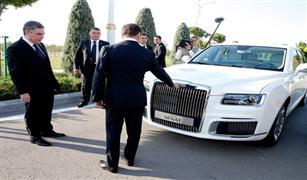 """رئيس تركمانستان يسعى لاقتناء أسطول من سيارات """"أوروس"""" الروسية الفارهة"""