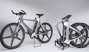 دراجة فورد الكهربائية نادى صحى متنقل
