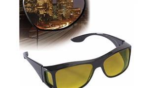 هل يجب ارتداء نظارات صفراء ليلا أثناء القيادة؟