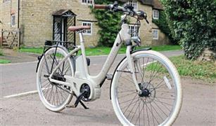 Piaggio.. دراجة شبابية كهربائية ضد السرقة