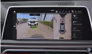 """بالفيديو.. هكذا تنفذ سيارات """"بي أم دبليو"""" نظام الركن الذاتي الحديث"""