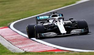 هاميلتون الأول وبوتاس الأخير في التجارب الأولى لسباق فورمولا 1 بالمجر