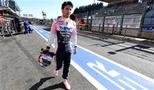 بيريز مستمر مع فريق ريسنج بوينت لفورمولا 1 لثلاث سنوات مقبلة