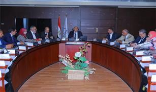 وزير النقل يترأس اجتماع الجمعية العمومية العادية وغير العادية لشركة السكك الحديدية للخدمات المتكاملة