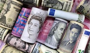الدولار يواصل الهبوط بالبنوك  أمام الجنيه المصري اليوم  الاثنين