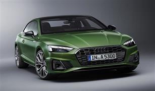 أودي تقدم سيارتها A5 موديل 2020 بنسخ كوبيه وكابورليه وسبورتباك.