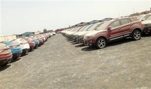 """طرح 270 سيارة """"هايما"""" زيرو.. تفاصيل مزاد جمرك الإسكندرية.. صور"""