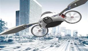 """ألمانيا تبدأ تشغيل سيارة الأجرة الهوائية التي تعمل بالكهرباء """"فولوكوبتر"""""""