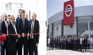خطوة كبيرة في توسعات نيسان موتور إيجيبت بالتعاون مع الأبيض أوتوموتيف في محافظة المنيا
