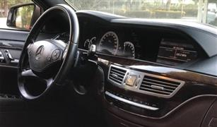 تعرف علي سعر مرسيدس S350  مستعملة موديل 2011 في مصر