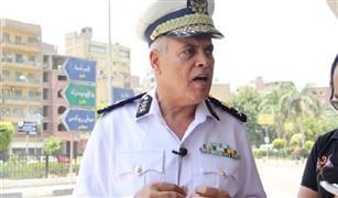 """مساعد وزير الداخلية للمرور يفاجئ الخدمات الأمنية بـ طريق الإسكندرية الصحراوي"""" والدائري"""