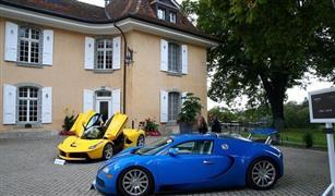 موديلات فائقة الفخامة.. مزاد علني لبيع سيارات نجل رئيس غينيا في سويسرا