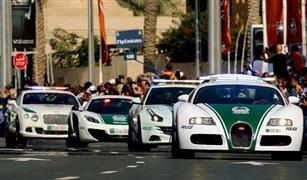 دبي تكافئ مواطن ملتزم بقواعد المرور بسيارة هيونداي