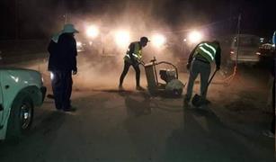 الإغلاق الجزئي لكوبري الجيزة المعدني مستمر حتى 15 سبتمبر