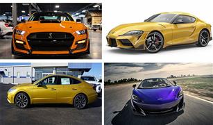 قبل الشراء فى 2020 تعرف على الألوان الاكثر تألقا هذا العام