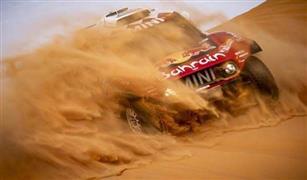 ماثيو وفيرناندو ألونسو يعتليان منصة رالي داكار 2020 بالسعودية للمرة الأولى