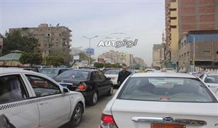 إعادة فتح شارع الهرم للسيارات بعد انتهاء أعمال حفر مترو الأنفاق.