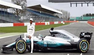 فريق مرسيدس يكشف عن سيارته للموسم الجديد لفورمولا-1 في فبراير المقبل