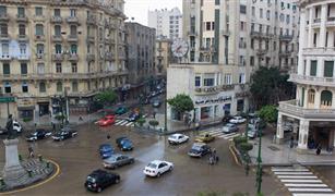 """طوارئ بـ""""مرور القاهرة والجيزة"""" للتعامل مع التقلبات الجوية"""