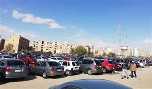 """رواج في مبيعات السيارات المستعملة بسوق مدينة نصر.. و""""ميني كوبر"""" للبيع"""