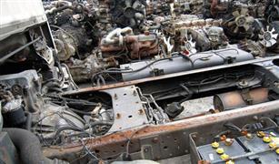 الجمارك تفرج عن قطع غيار سيارات بنحو مليار جنيه في ديسمبر