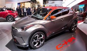 تويوتا تطلق سيارتها  C-HR موديل 2020 بتحديثات جديدة