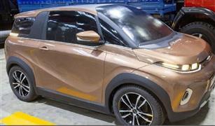 بسعر 200 ألف جنيه.. سيارة كهربائية روسية كروس أوفر بالأسواق بداية 2021