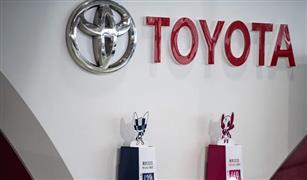 قفزة كبيرة في مبيعات تويوتا اليابانية خلال أكتوبر الماضي