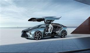 لكزس تطور تكنولوجيا جديدة لاستخدامها في صناعة السيارات الكهربائية الأمريكية