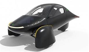 شركة أمريكية تبهر الجميع بسيارة كهربائية لا تحتاج إلى إعادة الشحن