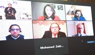 جامع : الاستفادة  بالخبراء المصريين فى الخارج للاستعانة بافكارهم فى توطين صناعة السيارات ووضع استراتيجياتها