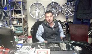 """تاجر جنوط يحذر من """"الفلانشات"""": يهدد ثبات السيارة وحياة قائدها  فيديو"""