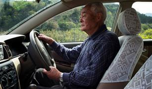 السائقون المسنون في اليابان مسئولون عن 14% من حوادث الطرق
