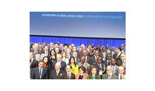 وزير النقل يشارك  في المؤتمر الوزاري العالمي الثالث للسلامة علي الطرق بالسويد