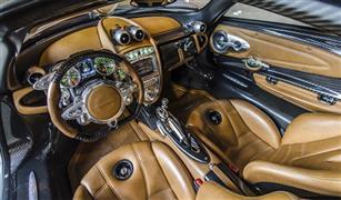 باجاني تطرح سيارة فائقة القوة بقدرة 827 حصانا سعرها 4ر5 مليون دولار