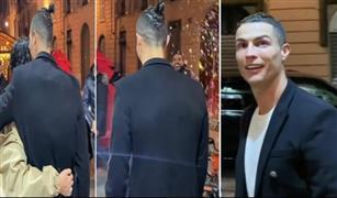 مرسيدس G كلاس.. مفاجأة ثمينة لرونالدو في عيد ميلاده |فيديو