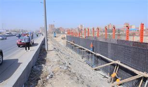 وزير النقل: الطريق الدائري سيكون  نموذجا رائدا للطرق التي يتم تطويرها وصيانتها| صور