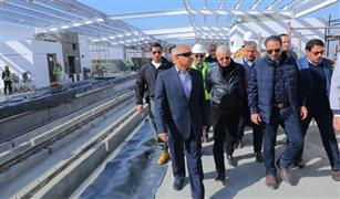 تعرف على أبرز تطورات المرحلة الرابعة للخط الثالث للمترو وقطار العاصمة الادارية