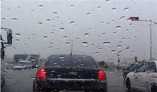 نصائح مهمة قبل  للقيادة في الأمطار الغزيرة