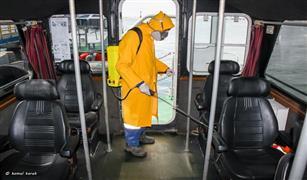 لركاب القطارات والمترو.. ٧ إجراءات من النقل لمواجهة كورونا