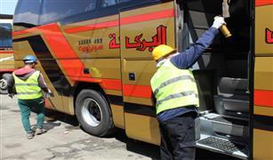 وزارة النقل تواصل إتخاذ كافة الاجراءات الاحترازية بالسكة الحديد ومترو الانفاق