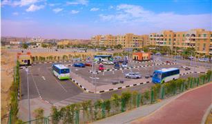"""خطوط لأوتوبيسات الخدمة المميزة""""مواصلات مصر """" لربط مدينة 6 أكتوبر بالجيزة"""