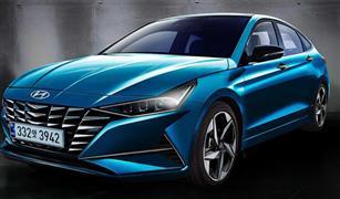 هيونداي تكشف صور ومعلومات عن سيارتها  إلنترا 2021