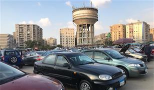 """غلق سوق السيارات بمدينة نصر في إطار """"مكافحة كورونا"""""""