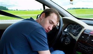 شركة ألمانية تبتكر شاشة ذكية لتنبيه السائق في حالة النوم أثناء القيادة
