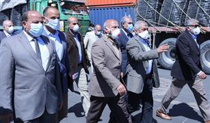 وزير النقل: الموانئ البحرية المصرية تعمل على مدار 24 ساعة