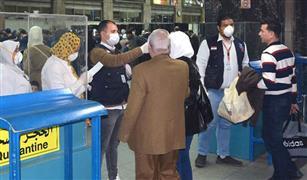 """رئيس الوزراء يستعرض تقريراً بشأن اجراءات وزارة الطيران المدني لمواجهة فيروس """"كورونا"""""""