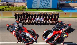 """"""" فريق نيسان """"e.dams""""  ينهي سباق Formula E في مراكش ضمن العشرة مراكز الأولى"""""""