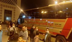 وزير النقل يتابع نقل ركاب قطارات  الأقصر وأسوان بأتوبيسات فاخرة في وقت حظر التجوال